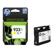 HP 933XL Inktcartridge geel
