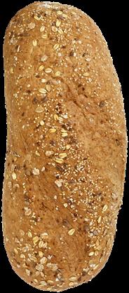 Fine Life Brood rustique granen heel 6 stuks