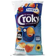 Croky Chips Paprika 12 x 100 gram