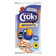 Croky Superfrites Paprika 18 x 150 gram