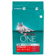 Purina One sterilcat rund en granen 3 kg
