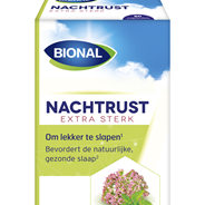 Bional Nachtrust extra sterk 60 capsules