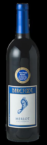 Barefoot Merlot 6 x 750 ml