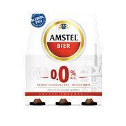 Amstel 0.0% fles 24 x 300 ml