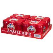 Amstel Pilsener blik 4 x 6 x 33 cl
