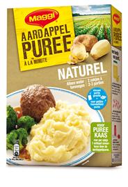 Maggi Aardappelpuree à la minute naturel 276 gram