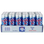 Power Up blik 24 x 25 cl