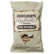 Rogers Handcooked chips Sea salt 9 x 150 gram