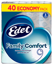 EDET TP FAMILY 3L 40ROL