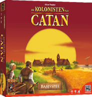 999 Games De kolonisten van Catan bordspel
