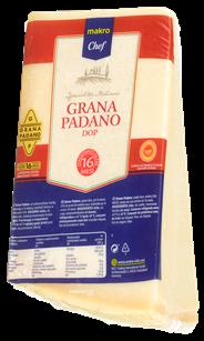 Metro Chef Grana Padano 16 maanden ca. 1 kg