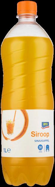 Aro Limonade Sinaasappel 1 liter