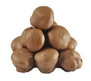 Fine Life Chocolade slagroom soesjes 10 x 20,5 gram