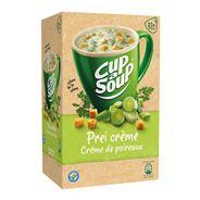Unox Cup-a-Soup Prei-Creme 21 zakjes