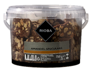 Rioba Roomboter Amandel Speculaas 750G