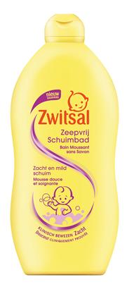 Zwitsal Schuimbad 750 ml