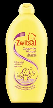 Zwitsal Zeepvrije Wasgel 700 ml