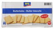 Aro Boterbiscuits 400 gram