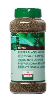 Verstegen Pure peper zwart lampong gestampt 575 gram