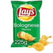 Lay's Chips Bolognese 15 x  225 gram