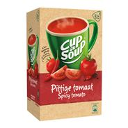 Unox Cup-a-Soup Sachets Pittige tomaat 21  x 175 ml