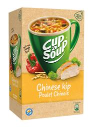 Unox Cup-a-Soup Sachets Chinese kip 21  x 175 ml