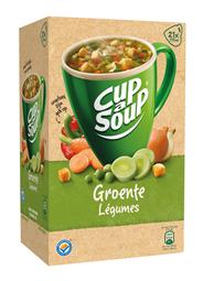 Unox Cup-a-Soup Sachets Groente 21  x 175 ml