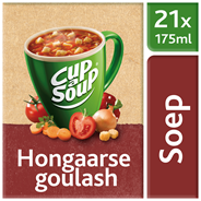 Unox Cup-a-Soup Sachets Hongaarse goulash 21  x 175 ml