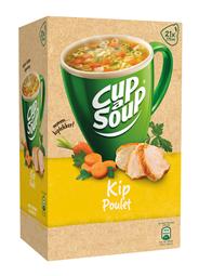 Unox Cup-a-Soup Sachets Kip 21  x 175 ml