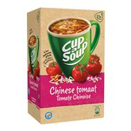 Unox Cup-a-Soup Sachets Chinese tomaat 21  x 175 ml