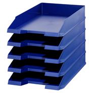Sigma Brievenbak blauw 5 stuks
