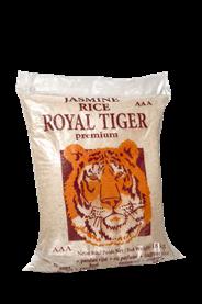 Royal Tiger Jasmijnrijst 18 kg