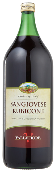 Sangioves Rubicone IGT 2 liter