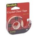 Scotch Crystal Clear Tape 19mm x 25m
