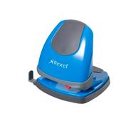 Rexel Easy Touch 2-gaats perforator 30 vel blauw