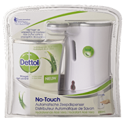 Dettol No Touch Navulling Aloe vera 250 ml