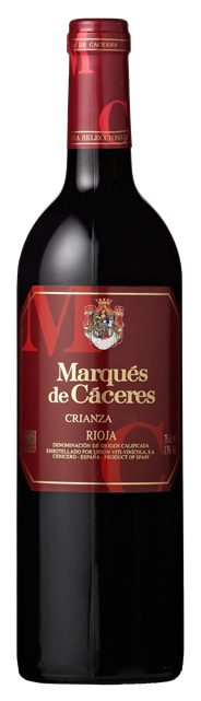 Marques de Caceres Rioja Crianza 750 ml