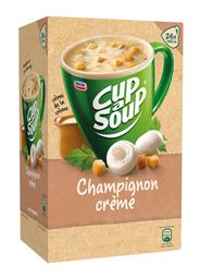 Unox Cup-a-Soup Sachets Champignon crème 24 x 140 ml