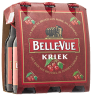 Belle-Vue Kriek Lambic fles 24 x 300 ml