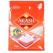 Akash Basmati rijst 5 kg