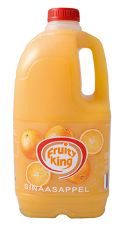 Fruity King Sinaasappelsap 2 liter