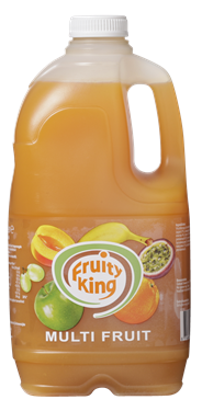 Fruity King Multifruit 2 liter