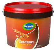 Remia Satésaus kant & klaar emmer 10 liter