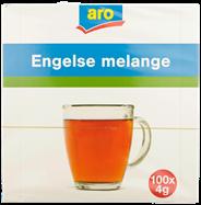 Aro Thee Engelse melange 100 x 4 gram