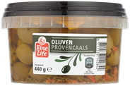 Fine Life Provençaalse olijven 440 ml