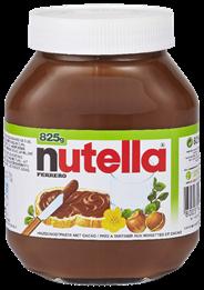 Nutella 825 gram