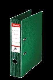 Esselte Ordner A4 PP 75 mm groen 5 stuks
