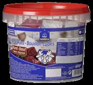 Horeca Select Bouillonblokes rund 60 stuks