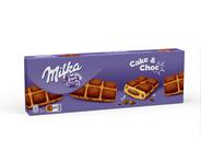 Milka Cake & Choc 175 gram