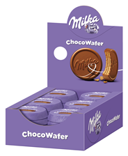 Milka Choco Wafer melk 30 stuks